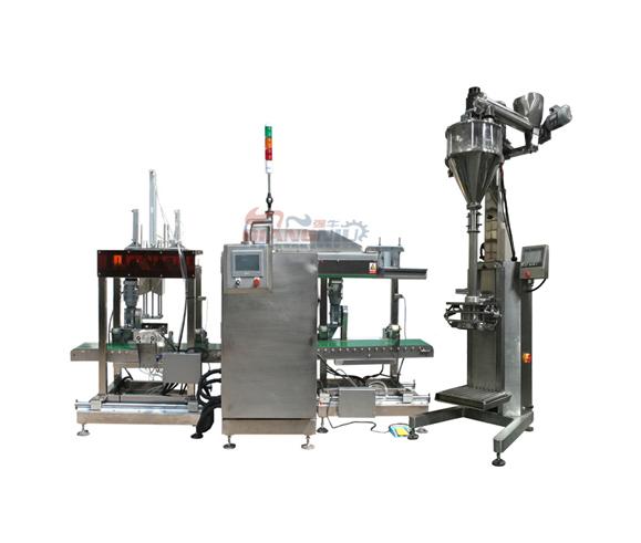 湖南半自动超细粉包装机